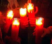Iluminar algunas zonas del jard n con velas eroski consumer - Eroski iluminacion ...