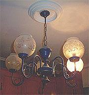 Pintar lamparas antiguas - Pintar lamparas de techo ...