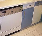 Combinar puertas de colores en los muebles de la cocina | EROSKI ...