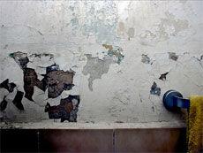 Humedad en las paredes eroski consumer - Humedad por condensacion en paredes ...