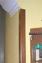 C mo colocar cantoneras para proteger las esquinas eroski consumer - Proteger paredes de rozaduras ...