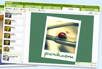 Editor de fotos picnik gratis 11