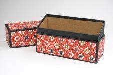 Cajas para almacenaje supermujer revista - Cajas de almacenaje decorativas ...