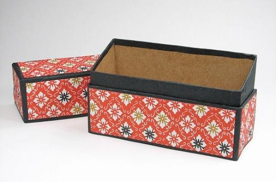 Cajas decoradas para guardar de todo eroski consumer for Cajas decorativas para almacenar