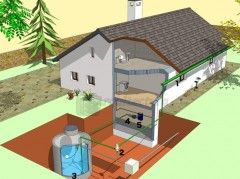 Reciclar agua de lluvia para uso dom stico eroski consumer - Recogida aguas pluviales ...
