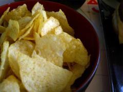 Elaborar patatas fritas caseras