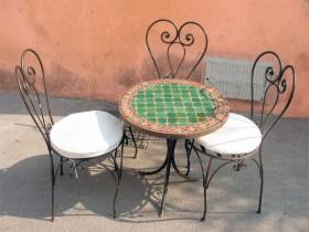 Mesas de jardin eroski