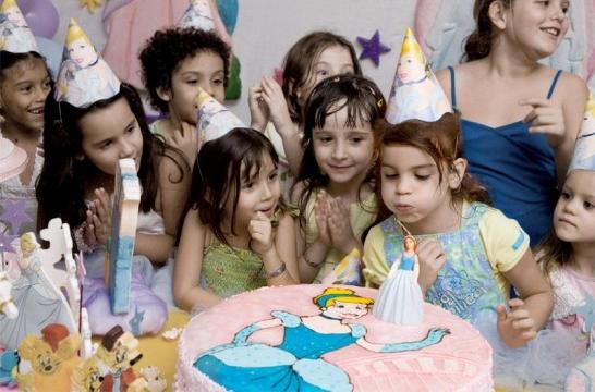 Cumplea os para ni os seis ideas divertidas y baratas - Fiesta de cumpleanos en casa para ninos ...