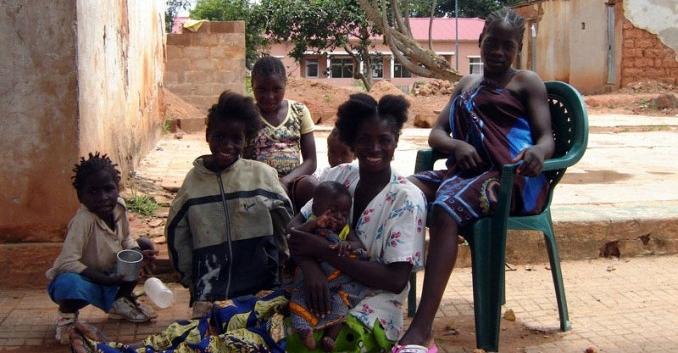 El papel de las mujeres en África