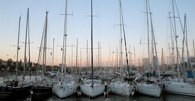 Puertos de recreo y clubes náuticos