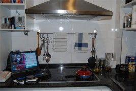 Campanas extractoras para la cocina eroski consumer - Cocinas con campanas decorativas ...
