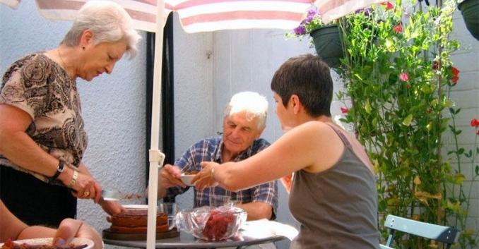 La seguridad alimentaria en la tercera edad