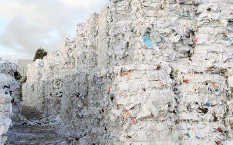 Reciclaje S.O.S: ¿Cómo se recicla el papel?