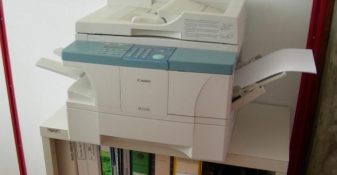 Elegir una impresora, una cuestión de tintas
