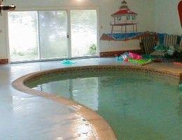 Disfrutar de la piscina en invierno eroski consumer for Piscinas hinchables eroski
