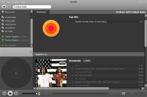 Enteraté!! Spotify2