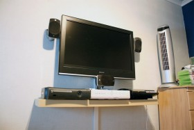 C mo limpiar las pantallas planas de los televisores - Television pequena plana ...
