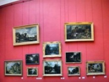 C mo colgar un cuadro en la pared eroski consumer - Sistemas para colgar cuadros ...