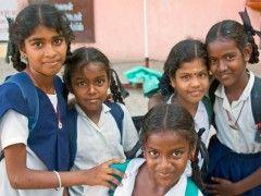 Mejorar el futuro de las niñas indias