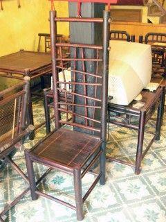 Mantenimiento de los muebles de bamb eroski consumer for Muebles bambu
