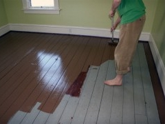 Pintura poliuretano para madera - Pintura poliuretano suelos ...