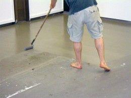 pintar suelos de cemento - Suelo Cemento Pulido