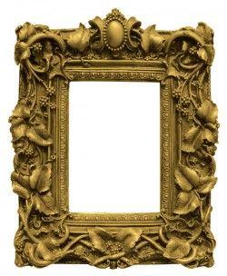Restaurar un marco dorado eroski consumer - Marcos dorados para cuadros ...
