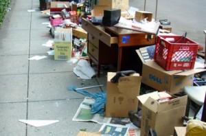 enfermedad acumular basura: