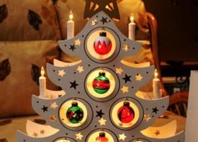 Arboles De Navidad Artesanales Y Alternativos Eroski Consumer - Arbol-de-navidad-artesanal