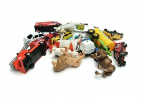 Enseñar a los niños a ordenar sus juguetes | EROSKI CONSUMER