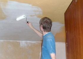 cómo preparar el techo antes de pintarlo | eroski consumer