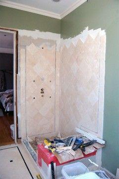 Preparar la pared para alicatar eroski consumer - Pegamento de escayola para alisar paredes ...