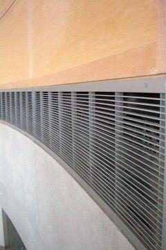 Dise ar una red de ventilaci n natural eroski consumer - Rejillas de ventilacion para banos ...