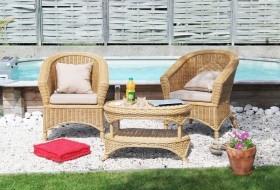 Las mesas y sillas m s convenientes para el jard n for Mesas y sillas de plastico para jardin