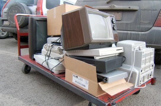 Basura electrónica, un grave problema ambiental