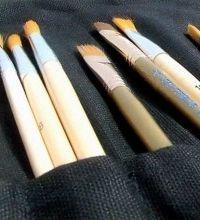 Pinceles, brochas y rodillos, uno para cada necesidad
