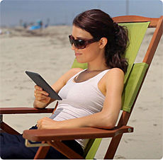Escoger entre la tableta y el e-reader 1