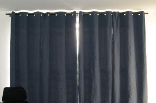 Barras y rieles para cortinas elegir el mejor dise o eroski consumer - Cortinas y rieles ...