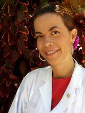 Marta García Bustinduy es dermatóloga del Hospital Universitario de Canarias. - marta-garcia1