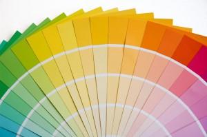 Mezclar colores para pintar paredes