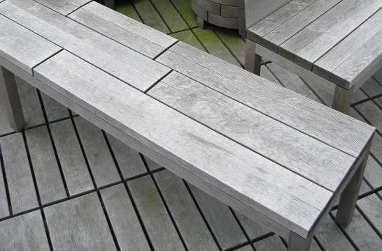 Limpieza y mantenimiento de los suelos de madera en - Suelo de madera exterior ...