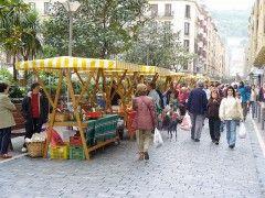 Seguridad de los alimentos en mercados ambulantes   EROSKI