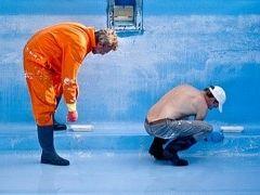 Pintar la piscina eroski consumer for Piscinas hinchables eroski