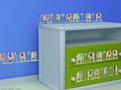 Ideas para decorar la habitaci n de los ni os eroski for Habitaciones infantiles garabatos