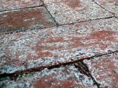 Eflorescencias causas prevenci n y tratamiento eroski consumer - Quitar las humedades en las paredes ...