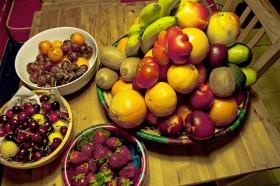 T cnicas para elaborar fruteros artesanales eroski consumer for Mesa cocina frutero