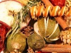 Frutas secas para decorar y aromatizar eroski consumer for Secar frutas para decoracion