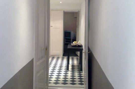 Ideas para un pasillo moderno eroski consumer - Pintar pasillo moderno ...