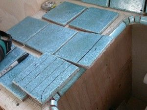 Cortar azulejos claves para sortear obst culos eroski - Como cortar marmol encimera ...