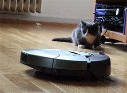 Resultado de imagen para aspiradoras autónomas de iRobot,